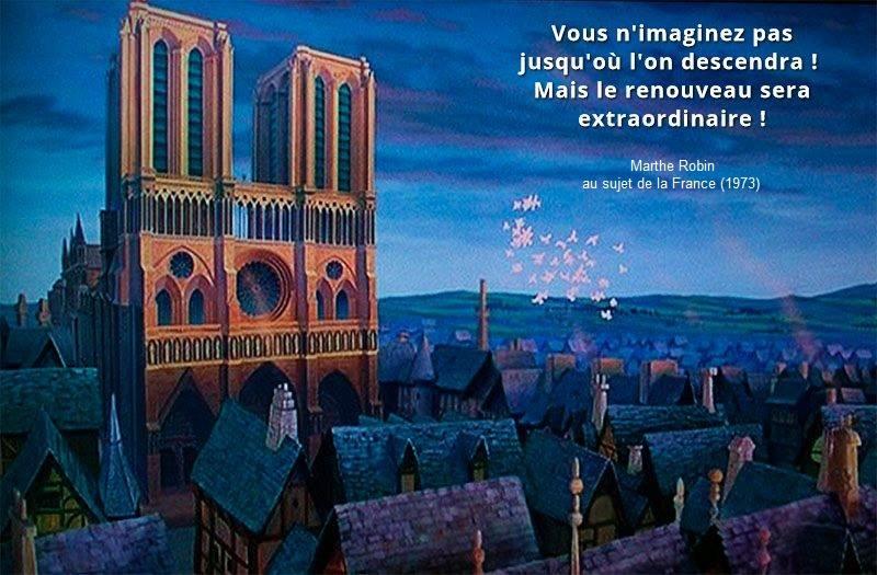 L'INCENDIE DE NOTRE DAME DE PARIS (15 AVRIL 2019)