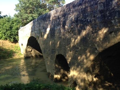 pont d' Artigues