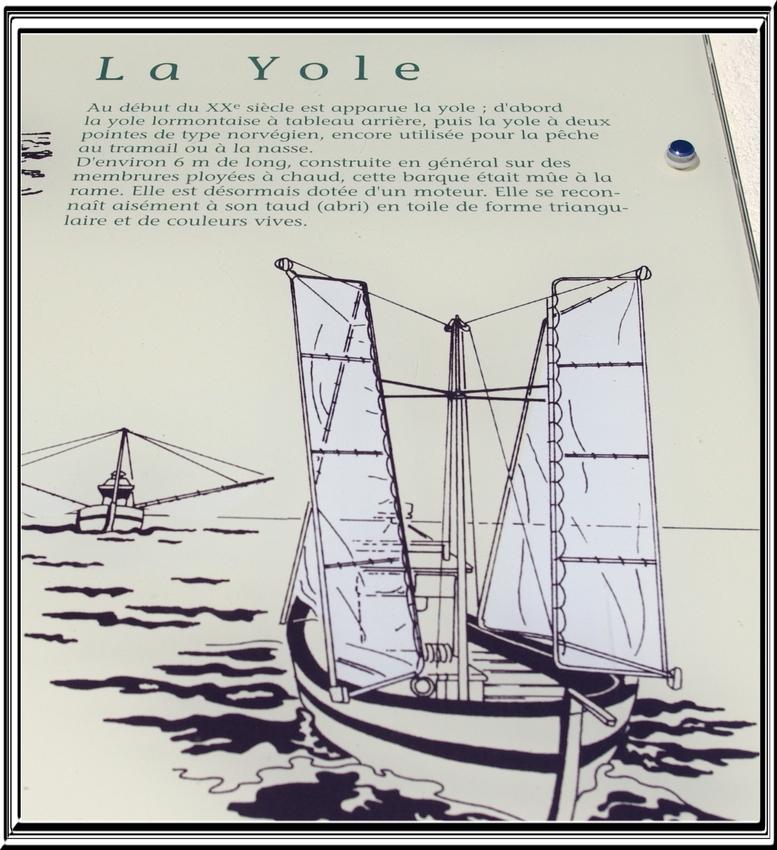 En descendant dans l'estuaire de la Gironde