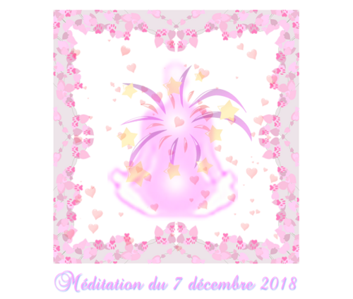 Méditation de la nouvelle lune du 7 décembre 2018