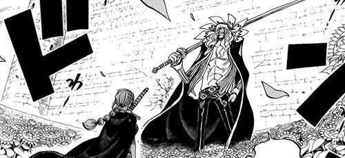 Hypothèses pour le chapitre 757 de One Piece