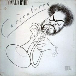 Donald Byrd - Caricatures - Complete LP