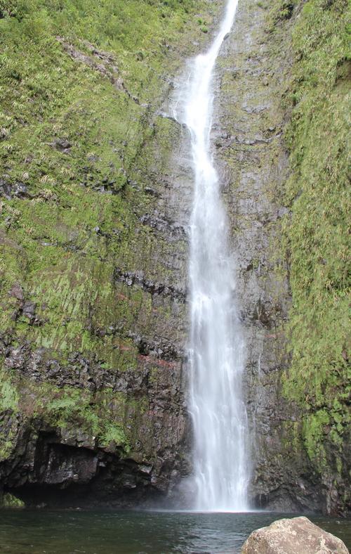 A la cascade Biberon...