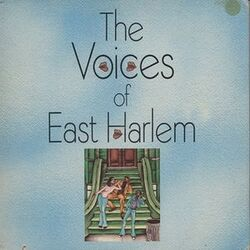 The Voices Of East Harlem - Same - Complete LP