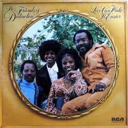 The Friends Of Distinction - Love Can Make It Easier - Complete LP