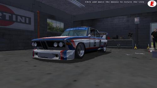 BMW CSL 3.5 1975