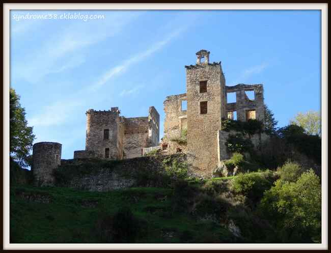 Le château de Saint Martin Laguépie