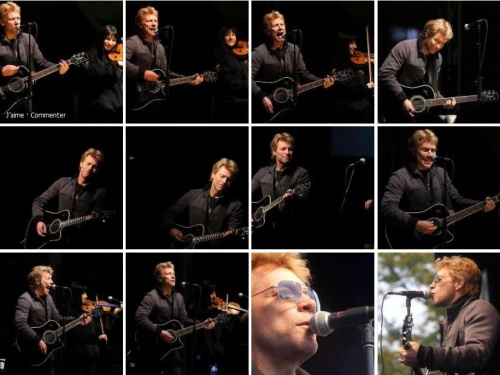 JON BON JOVI IN IOWA - OCT 05/2012