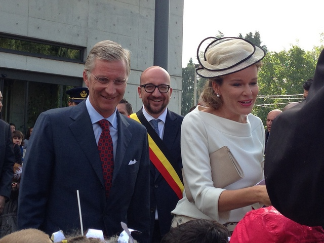 BONUS!! Mathilde et Philippe à Wawres (Merci Caroline D.)