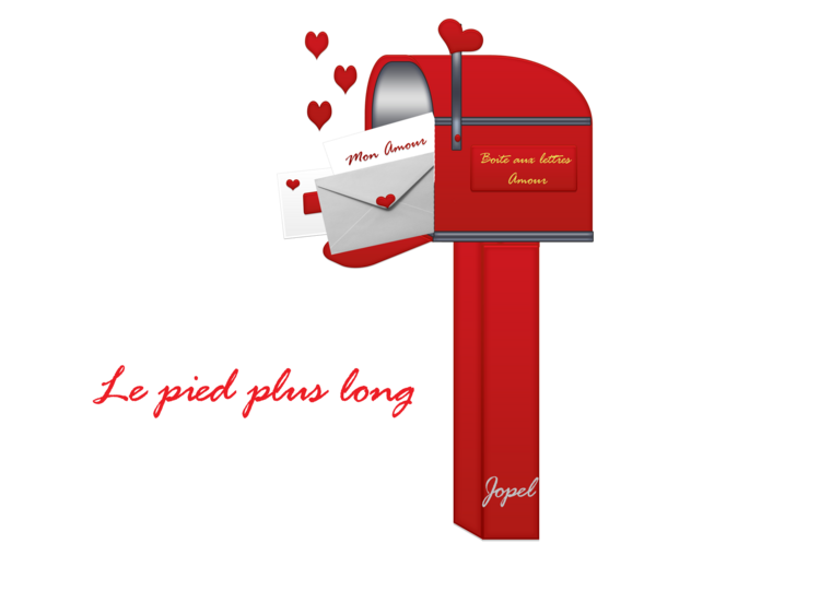 La Boîte aux lettres d'amour