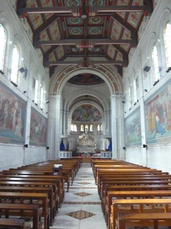 Basilique du Bois-Chenu (88)