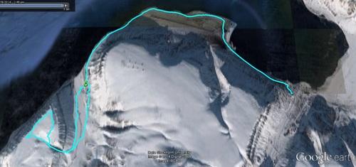 13e topptur : Fuglefjella