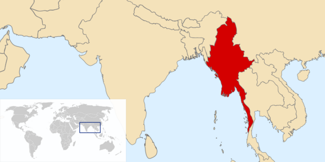 Blog de lisezmoi : Hello! Bienvenue sur mon blog!, La Birmanie : Naypyidaw