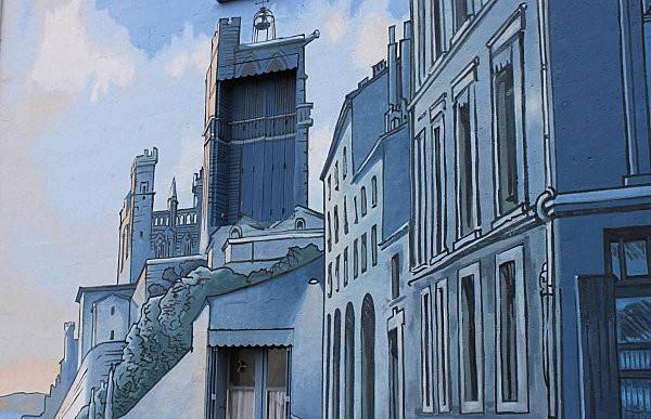 trompe l'oeil Angoulême 3