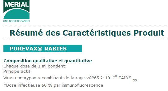 Vaccin antirabique chez le chat : sans adjuvant et pour 3 ans !