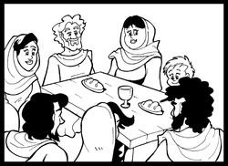 La vie des premiers chrétiens