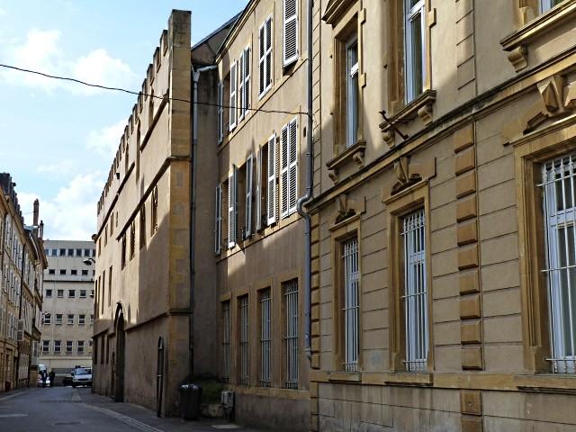 Hôtel de Gargan Metz 24 Marc de Metz 2011