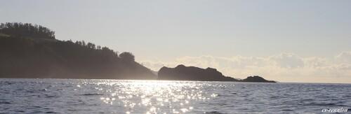 Tour de l'île vu de l'Océan Indien (1/2)