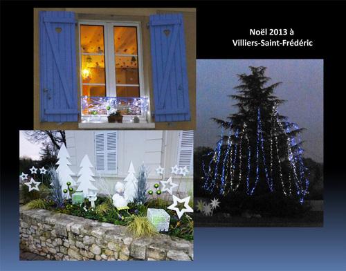 Noël à Villiers-Saint-Frédéric