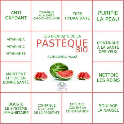 La vertus des aliments en images