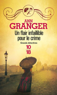 Couverture de Un flair infaillible pour le crime