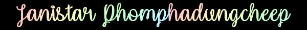 Janistar Phomphadungcheep