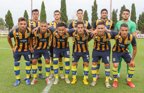 nouveau maillot Rosario Central domicile 2019-2020