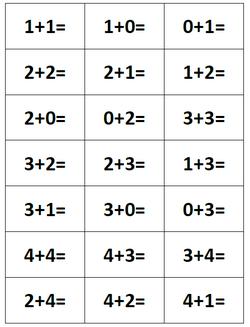 Variation sur le jeu serpent et échelle, addition, soustraction, opération, Cp, Ce1