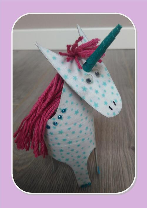Fabriquer une licorne