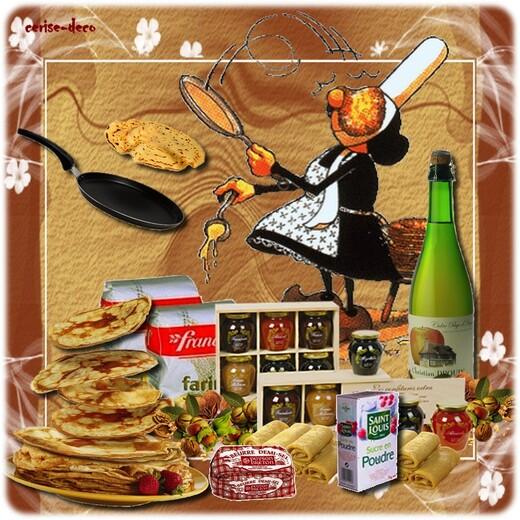 cluster mardi gras à la demande du blog carpe diem