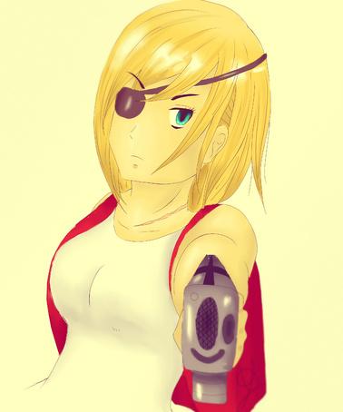 Erika - OC (2)
