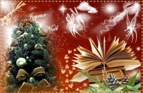 Carte de voeux Noël 2012