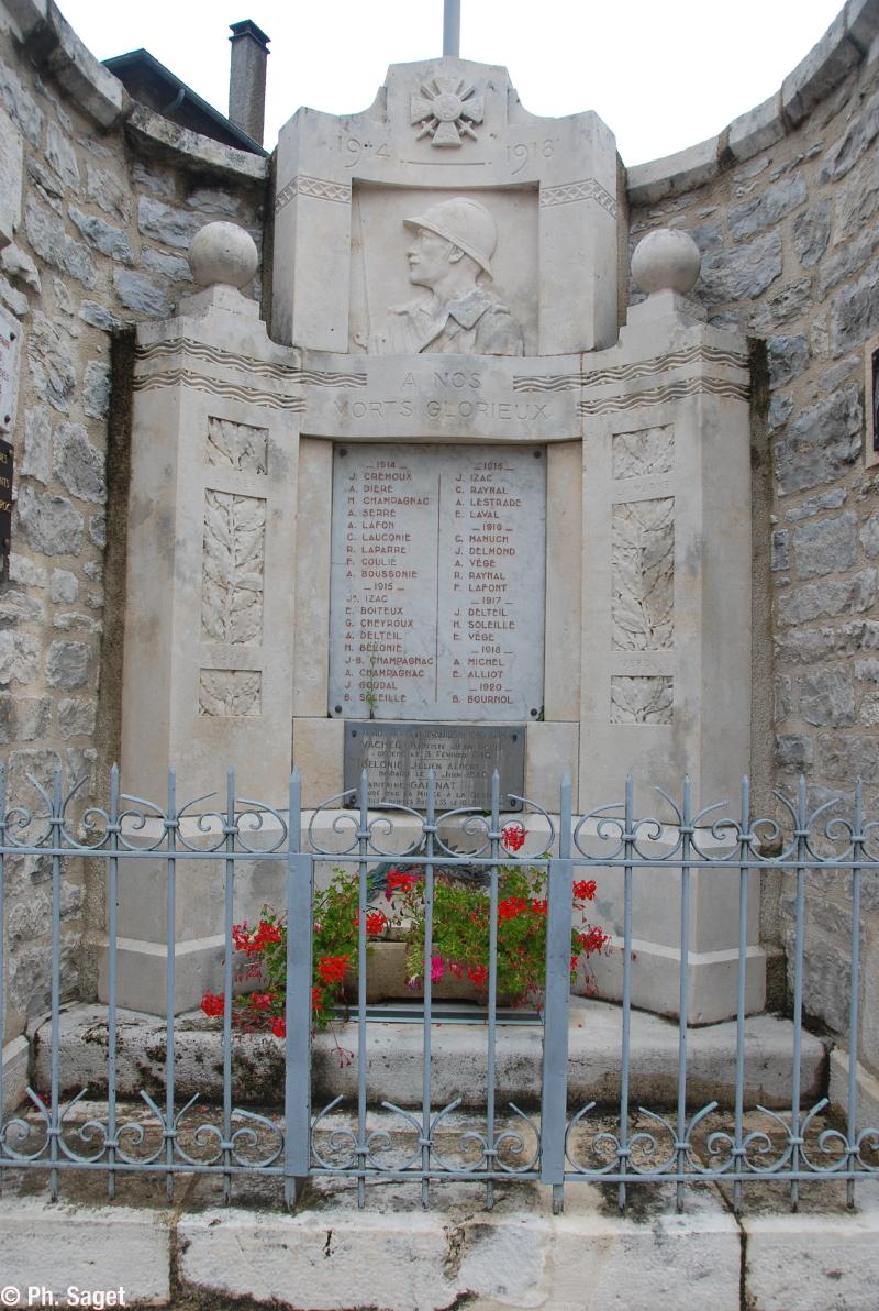"""Résultat de recherche d'images pour """"Nespouls monument aux morts"""""""