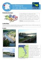 Fiche de découverte des villes de France
