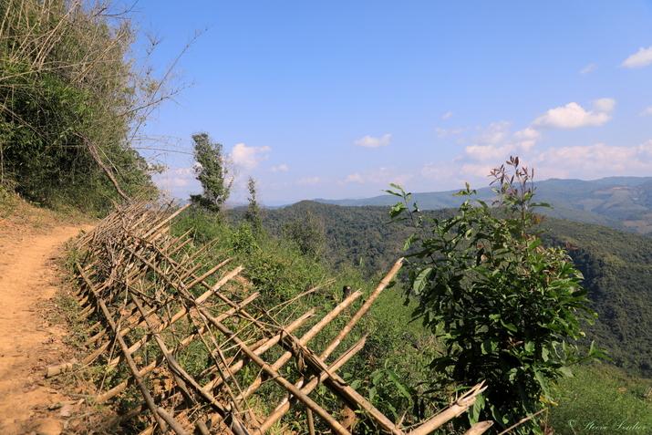 De Hadsa au village khmou de Kiou Xang