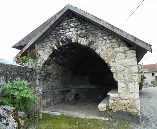 Petit patrimoine à Saint Martin de Bavel