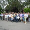 Pentecôte 2004 : délégation allemande