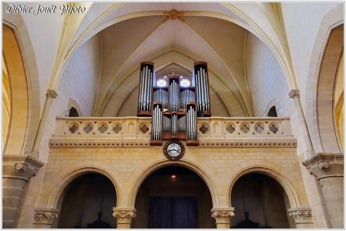 85 . Vendée - Les Essarts (5) - Eglise St Pierre