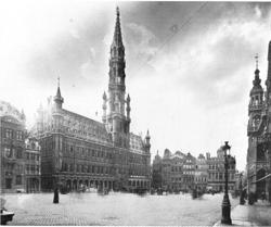 4. 1. Visite de la Grand-Place de Bruxelles - 1ère partie