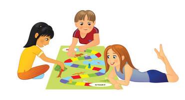 Fabriquer un jeu de société - Réinvestissement des notions sur LA PHRASE