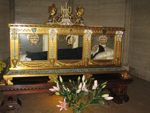 La chasse de Sainte Bernadette