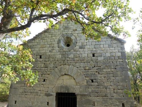 La Roulotte du Mas Saint Joseph (Chateauneuf - Saint Donat - 04)