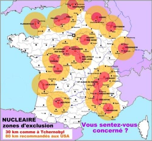 Attaque nucléaire, où se cacher?