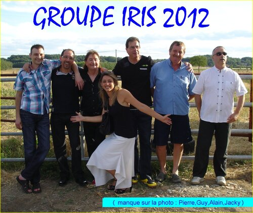 Accueil GROUPE IRIS SINCE 1974