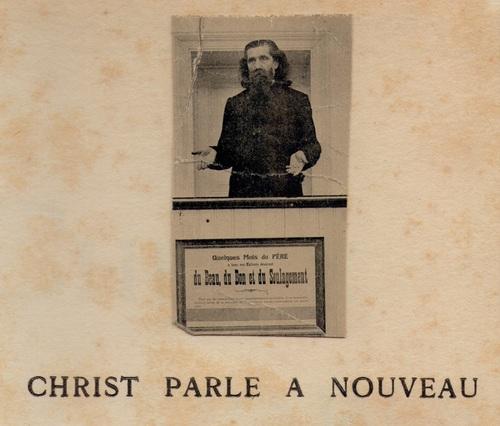 Christ parle à nouveau - du Beau, du Bon et du Soulagement