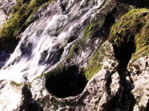 Pissieu cascade