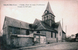 LES REMPARTS DE BEZU-SAINT-ELOI (Eure)