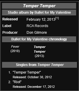 temper temper (2013)