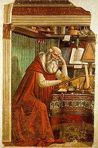 Corespondență între Ieronim și Augustin
