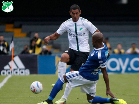 Maillot de foot Deportivo Cali 2019 Troisieme